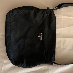 Authentic Black Prada Bag